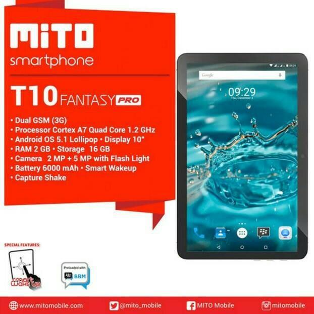 Mito T10 Image