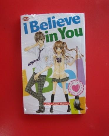 I Believe in You (terbit ulang)
