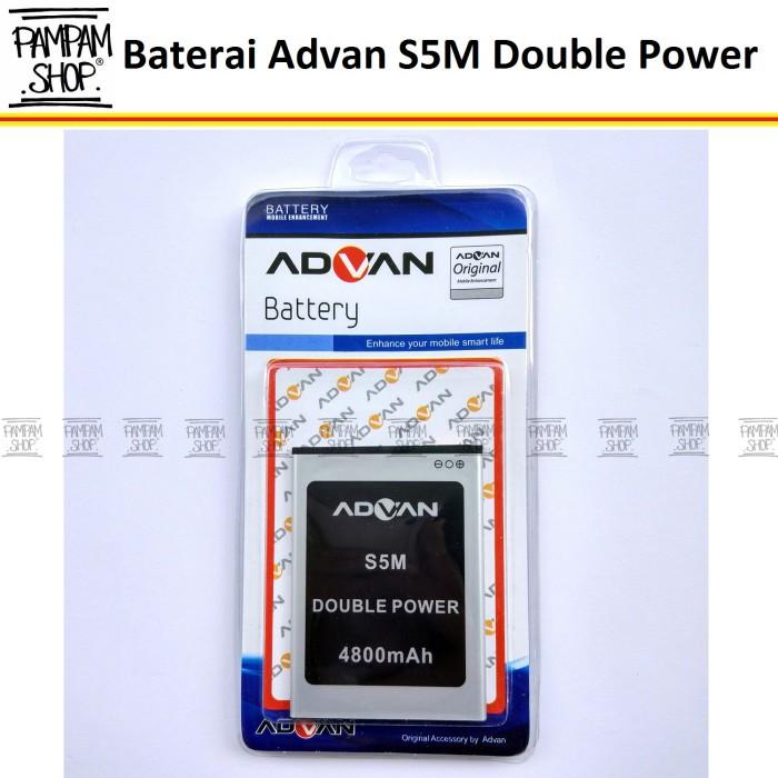 harga Baterai Handphone Advan S5m Double Power   Batrai, Batre, Original, Hp Tokopedia.com