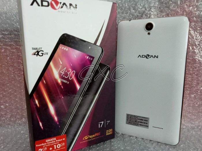 Tablet Advan Vandroid I7 Plus 4G