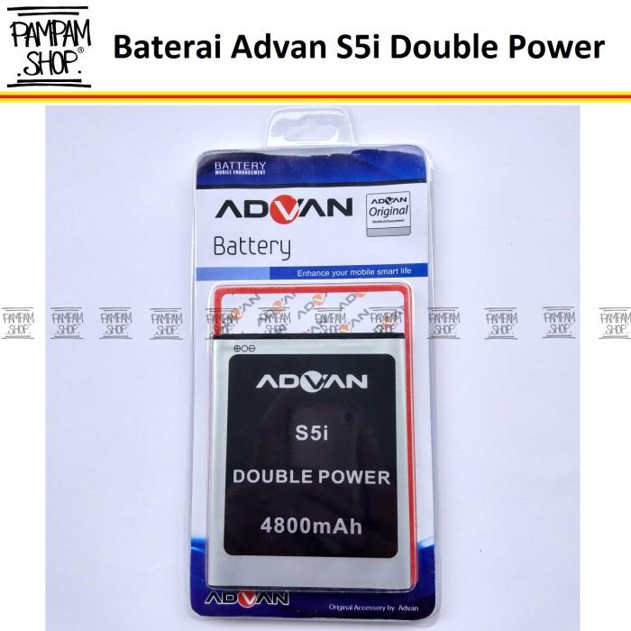 harga Baterai handphone vandroid advan s5i double power original | advance Tokopedia.com