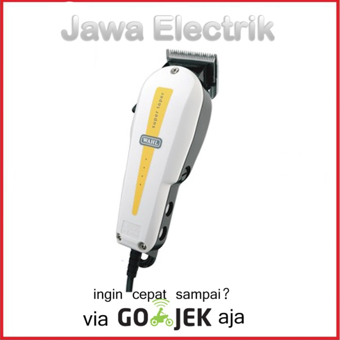 Jual alat cukur rambut wahl super taper - Jawa Electrik  69ddec2d4b