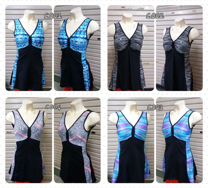 harga Baju/pakaian renang wanita rok Tokopedia.com