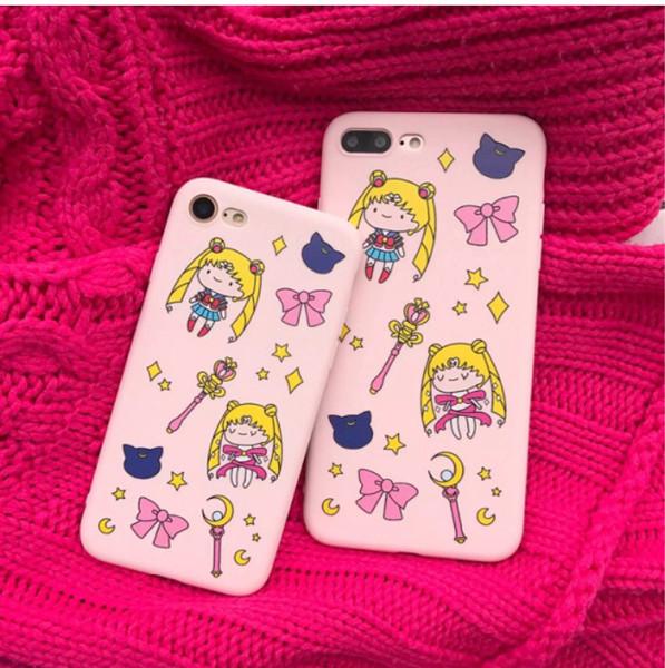 harga Mini sailormoon case iphone 6/6s/6 plus/6s plus/7/7 plus Tokopedia.com