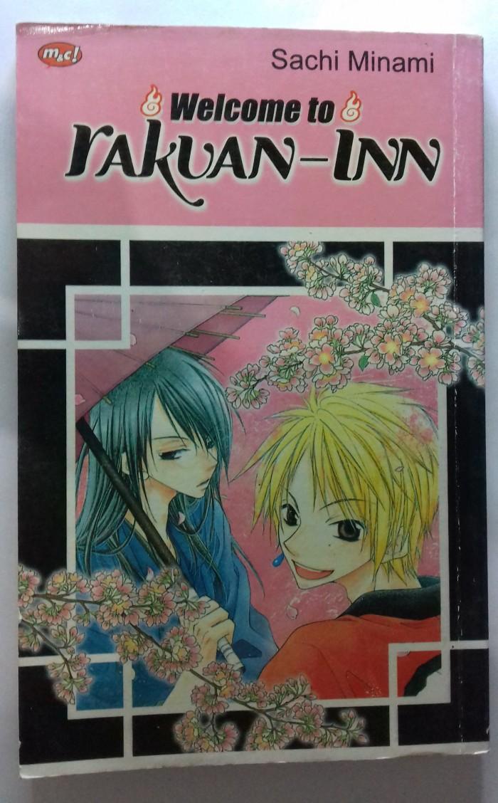 Jual Komik One Shoot Wel E To Rakuan Inn Sachi Minami Jakarta Barat Jonathan Hobby