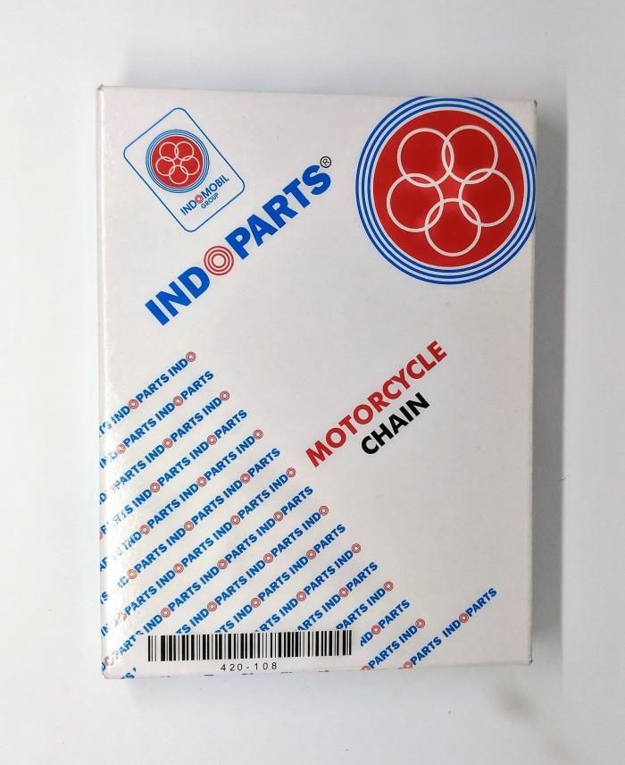 harga Rantai motor honda/ yamaha / suzuki 428 -100 merk indopart Tokopedia.com
