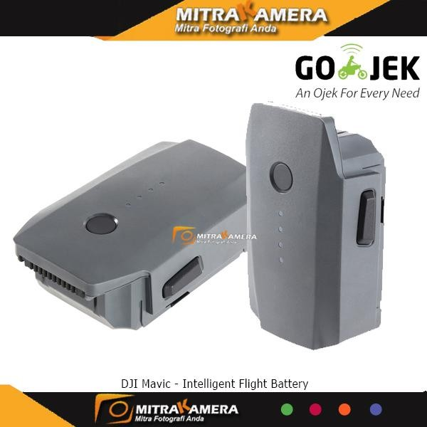 harga Dji mavic - intelligent flight battery Tokopedia.com