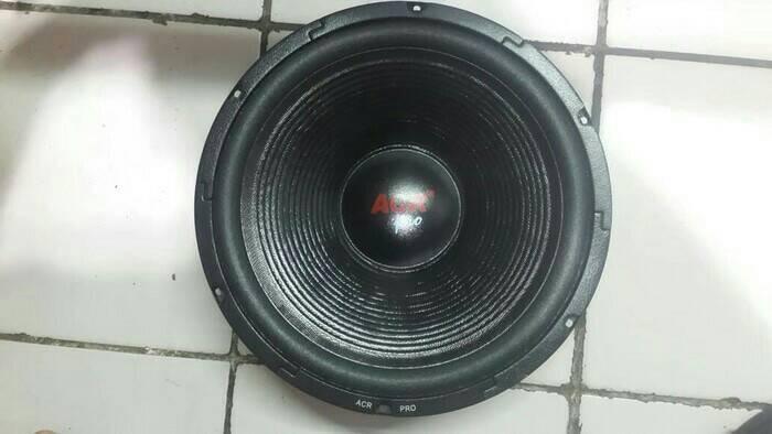 harga Speaker 12 inch woofer acr pro 500 watt ( original asli ) Tokopedia.com