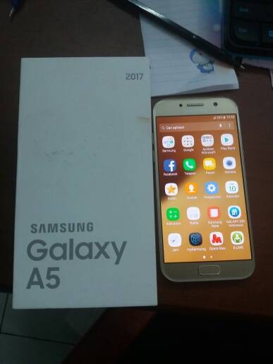 Jual Samsung Galaxy A5 2017 Bekas Second Halim Phone Tokopedia