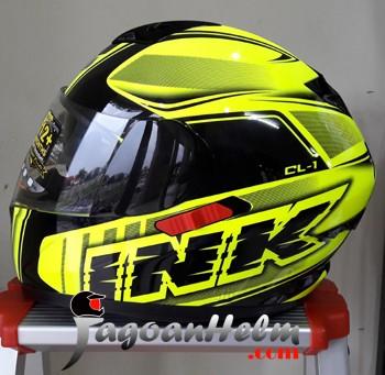 harga Ink helm cl1 original cl-1 fluo fullface ringan Tokopedia.com
