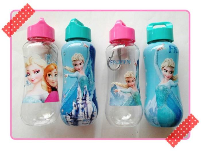Foto Produk botol minum botol dot susu tumbler karakter frozen dari reanolshoop