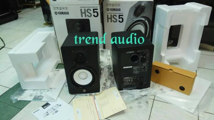 harga Speaker aktif monitor yamaha hs-5. hs5 ( original ) Tokopedia.com