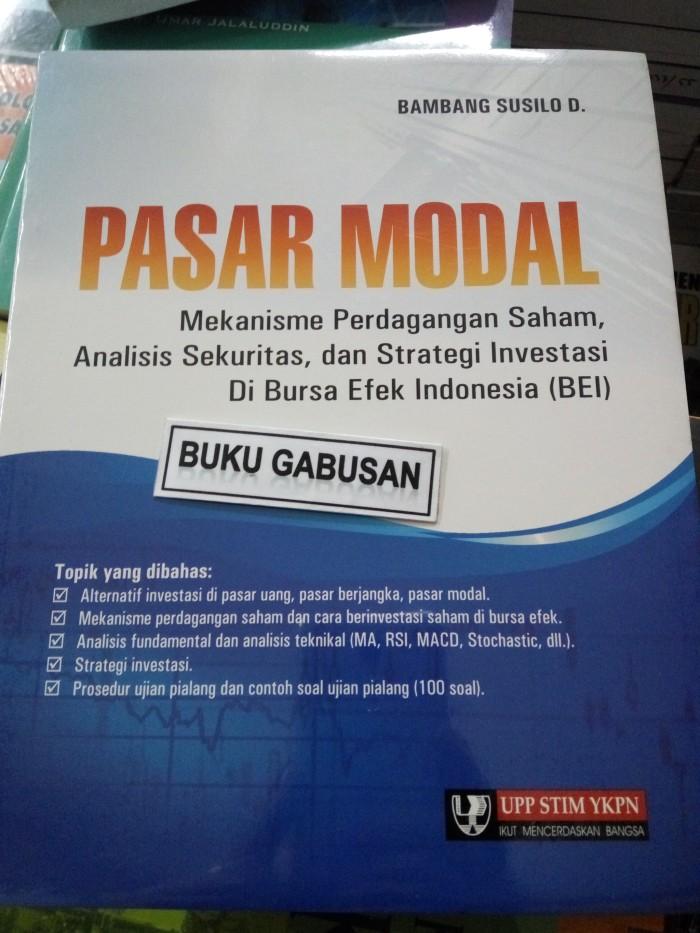 strategi perdagangan saham rsi