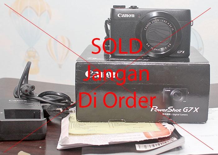 Canon PowerShot G7 X Image