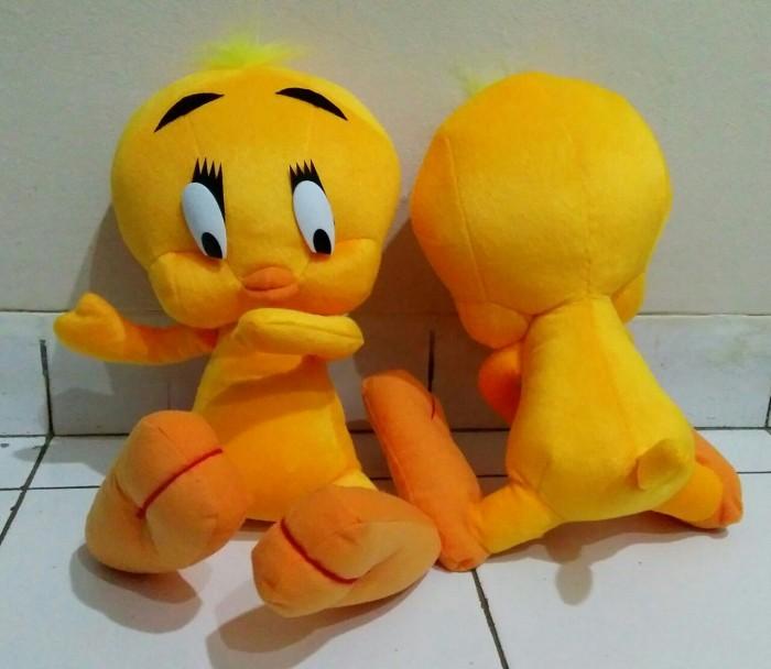 harga Boneka tweety kuning lucu bagus unik tinggi 30 cm Tokopedia.com