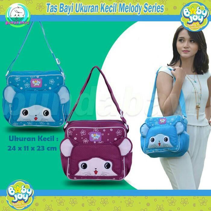 harga Tas bayi/baby bag/tas perlengkapan bayi merk baby joy Tokopedia.com