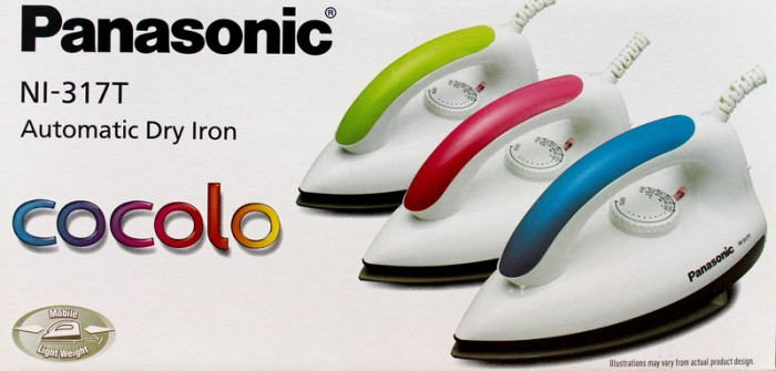 Katalog Setrika Panasonic Cocolo Ni Travelbon Harga