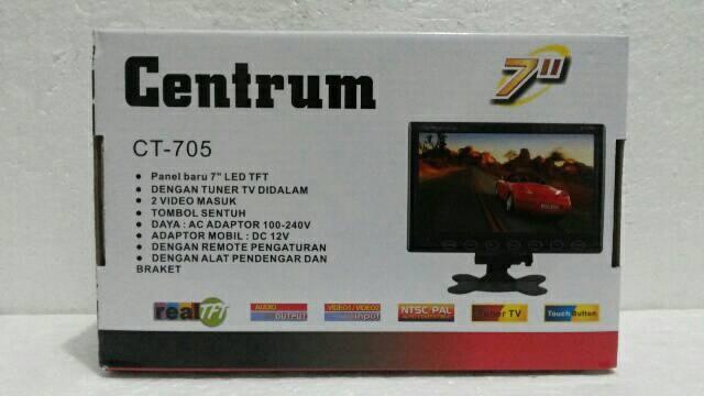 harga Tv mobil di dashboard 7 Tokopedia.com