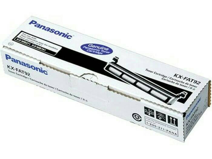 Toner panasonic kx-fat92 original