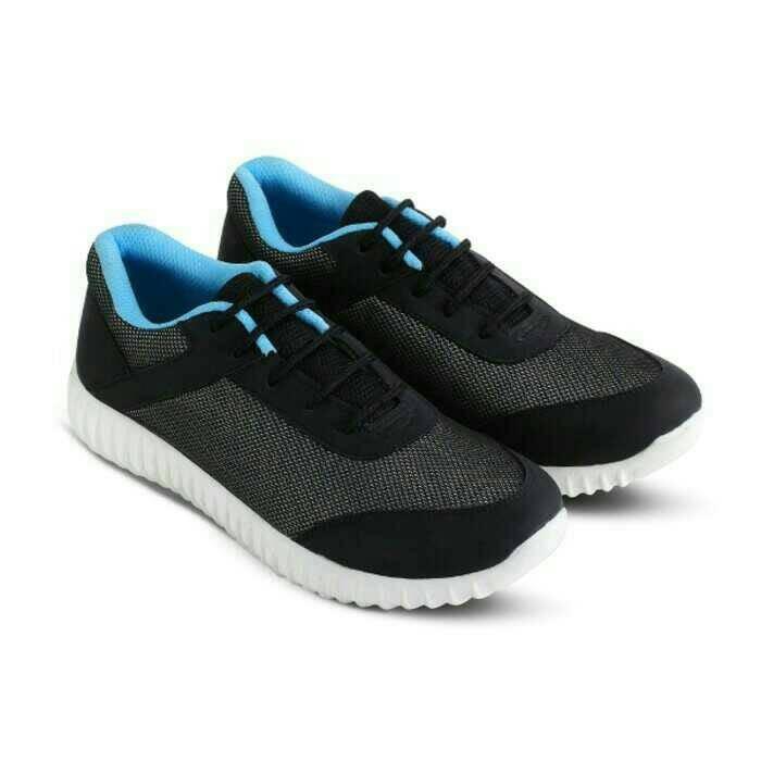 harga Sepatu kets anak wanita-sepatu sekolah anak hitam-jk collection asli Tokopedia.com