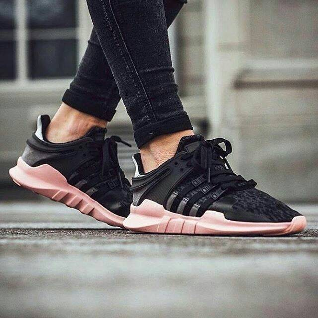 new style 3b8a2 bdd14 canada adidas womens eqt racing adv black ice pink by9794 634c9 03e0c  norway 100 original adidas eqt support adv women black pink bnib 32372 dcdc3