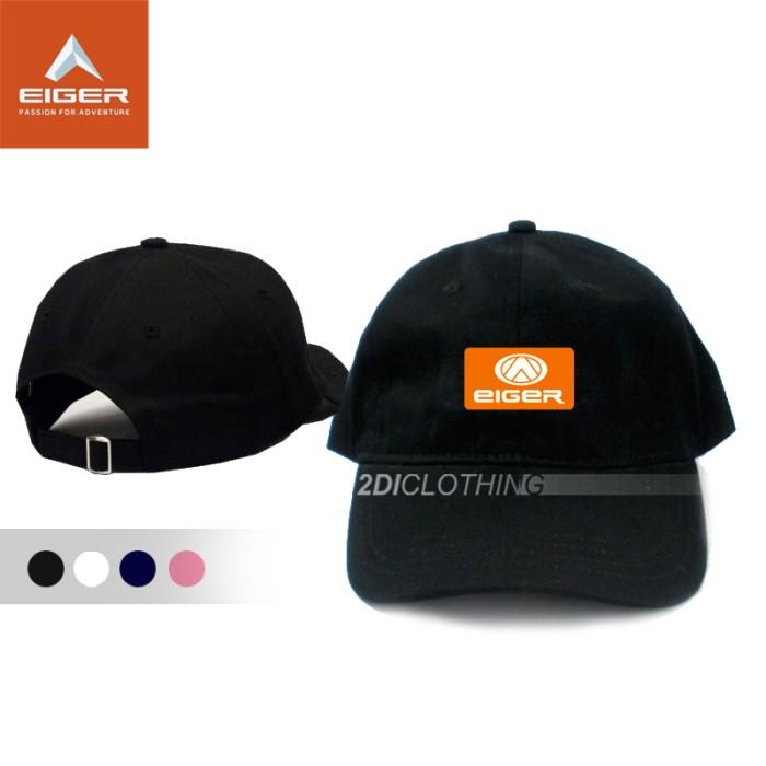 Topi baseball cap eiger   topi eiger   baseball cap eiger 77c2c19b16