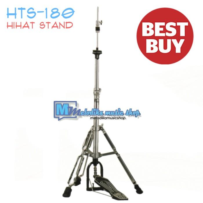 harga Stand hihat drum powerbeat pipa besar hts-180 Tokopedia.com