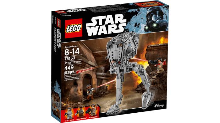 Lego star wars 75153 at-st walker starwars