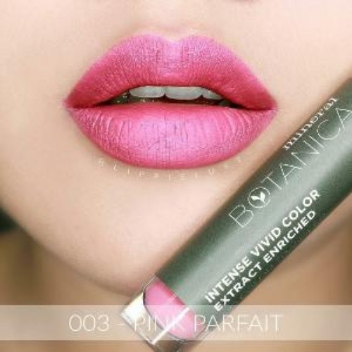 BOTANICA 003 / Mineral Botanica Soft Matte Lip Cream 003 Pink Parfait