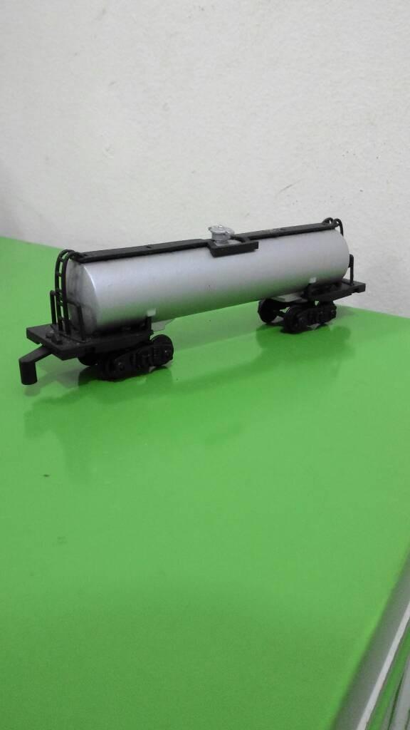 harga Miniatur kereta api - gerbong tanki polos pertamina Tokopedia.com