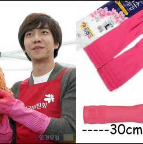 harga Korean rubber gloves (sarung tangan karet korea) Tokopedia.com