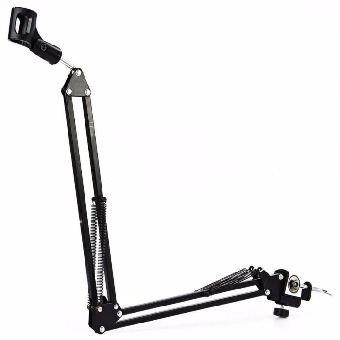 harga Arm stand suspensi mikrofon / mic mount holder clamp clip audio musik Tokopedia.com