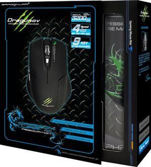 Foto Produk Elephant DRAGONWAR Dragunov Laser Gaming Mouse dari Toko_ELK
