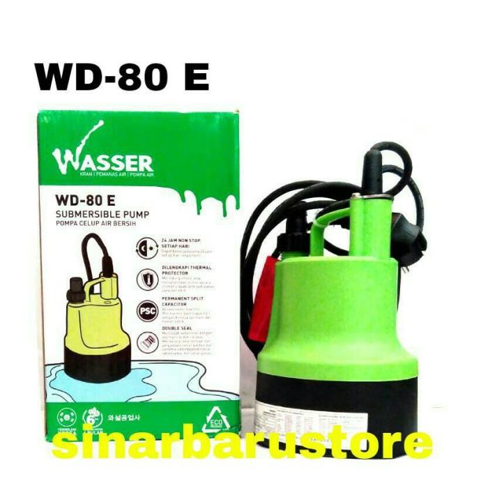 Pompa Celup Wasser WD - 80E