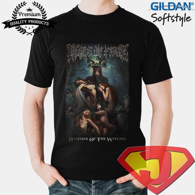 harga Kaos band black metal pria / wanita original gildan - cradle of filth Tokopedia.com