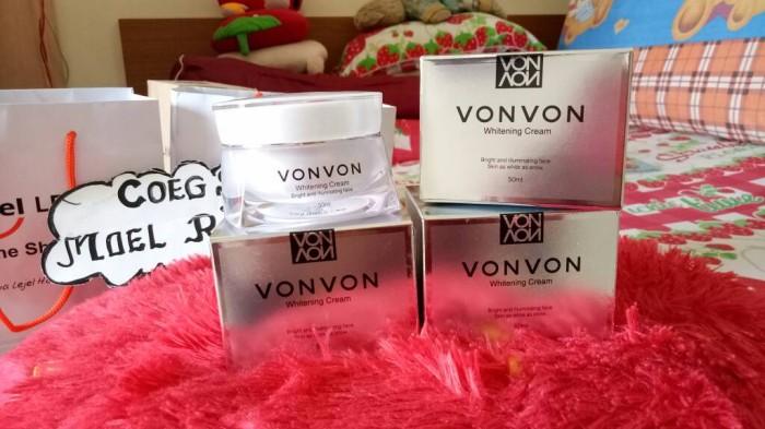 harga Vonvon Dark Spot Remover & Whitening Cream Tokopedia.com