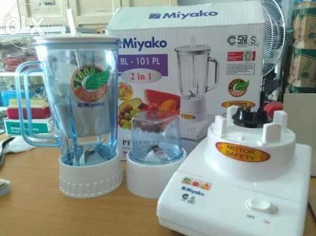 harga Blender 2 in 1 miyako bl 101pl. plastic Tokopedia.com