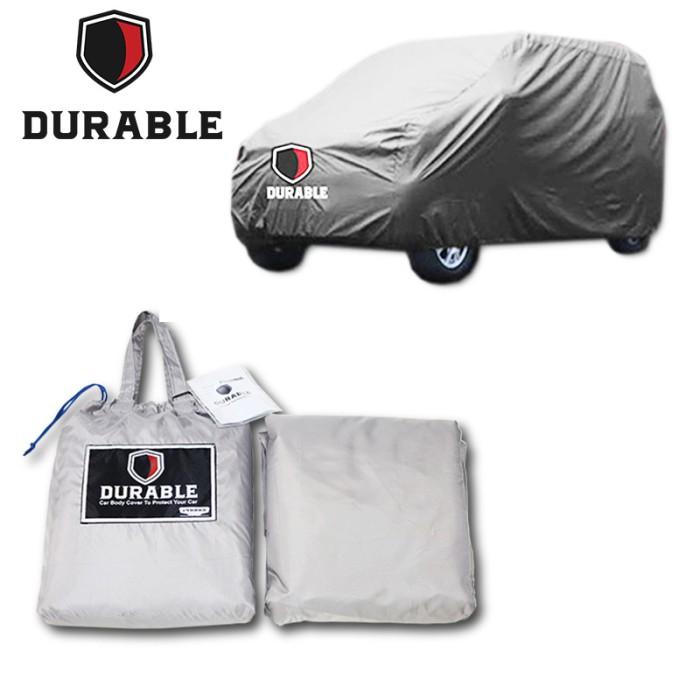 New vitara durable premium  tutup mobil/ car body cover grey