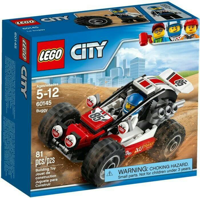 harga Lego 60145 city - buggy Tokopedia.com
