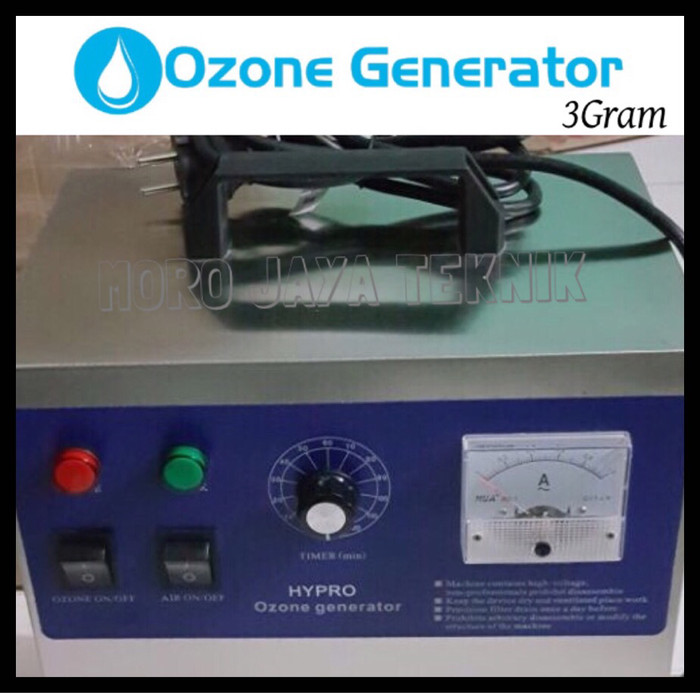 harga Ozone generator 3 gram mesin ozone generator hypro 3gram/jam Tokopedia.com