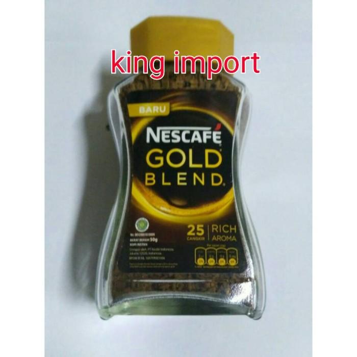harga Nescafe gold blend 50gr Tokopedia.com