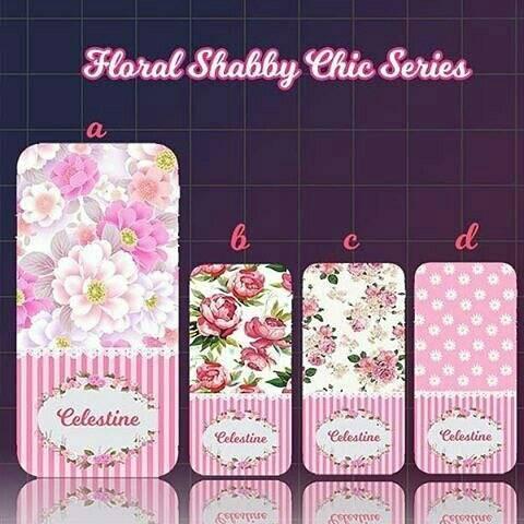 harga Case floral shabby chic series untuk semua type hp Tokopedia.com