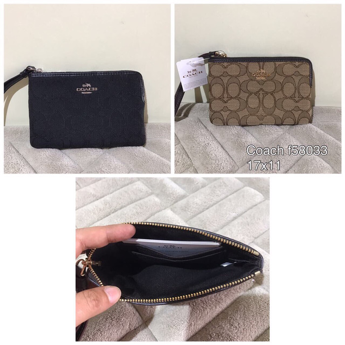 sale jual coach wristlet crystalleauthentic tokopedia ad103 53b09 66a2544993