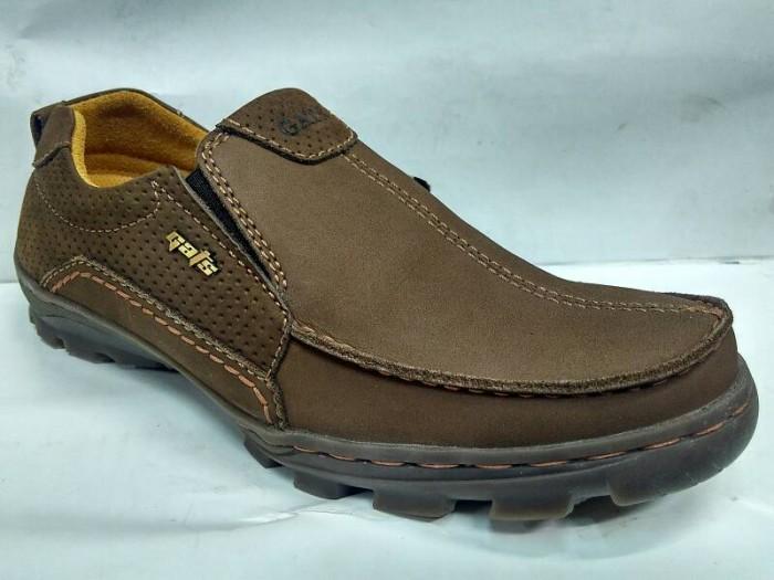 harga Sepatu kulit pria gats - t0 2203 Tokopedia.com