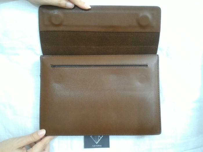 Jual Handbag Tas Tangan Clutch Pria Kulit Mont Blanc Import Premium ... 49a2f2c402