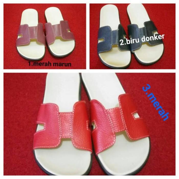 Jual sandal flat hermes cek harga di PriceArea.com 2bf4771348
