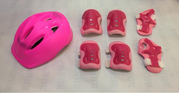 harga Helm untuk anak main sepatu rodamain sepeda sudah sama pelindung set Tokopedia.com