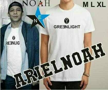 Kaos ariel noah greenlight