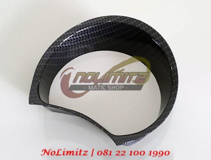 harga Cover / tutup / ring speedometer nemo carbon yamaha nmax Tokopedia.com
