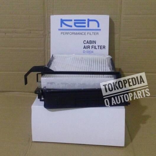 Foto Produk Paket Housing + Filter AC + Cover New Avanza/ Xenia/ Veloz 2011- 2013 dari Q Autoparts